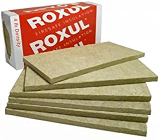 Rockwool Acoustic Mineral Wool Insulation 40LT - 4lb 48