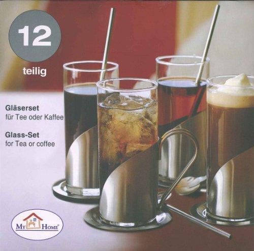 12-tlg. Kaffee-oder Tee-Set