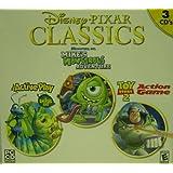 Disney Pixar Classics A Bugs Life/Monstrous Adventures/Toy Story 2 (輸入版)