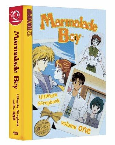 Marmalade Boy: Ultimate Scrapbook 1 [Import USA Zone 1]