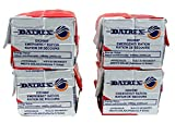 Datrex Emergency Survival 2400 Calorie Food Ration Bar (Pack of 4), 48 Bars