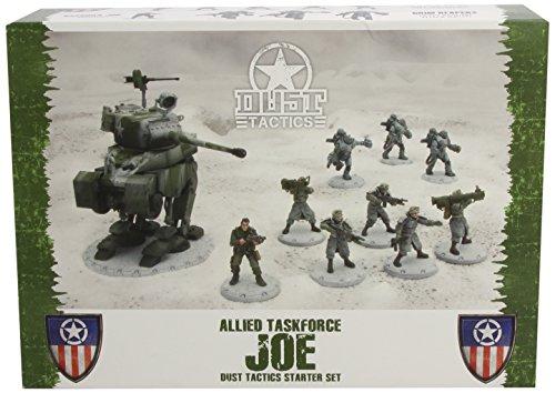 ALLIED TASKFORCE JOE (Dust Tactics)