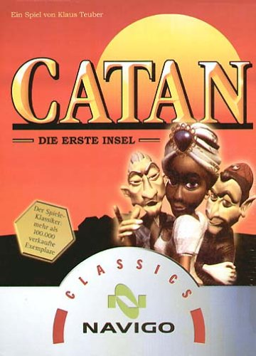 Catan: Die erste Insel [Navigo Classics]