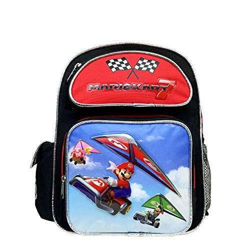 Super Mario Bros. (Mario Kart) Rucksack klein