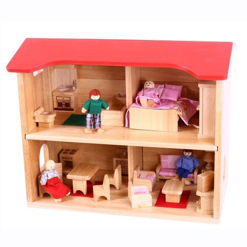 Santoys ST155 Casa per Bambole Completa