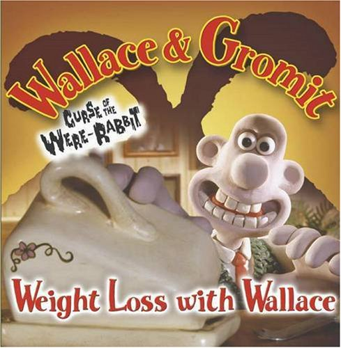 Wallace & Gromit Curse of the Were-Rabbit - Weight Loss with Wallace