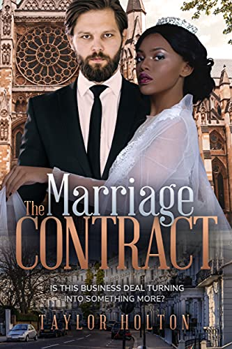 The Marriage Contract: BWWM, Arranged Marriage, Billionaire Romance by [Taylor Holton, BWWM Club]