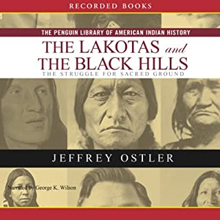 Lakotas and the Black Hills cover art