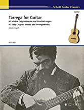 tarrega works for guitar