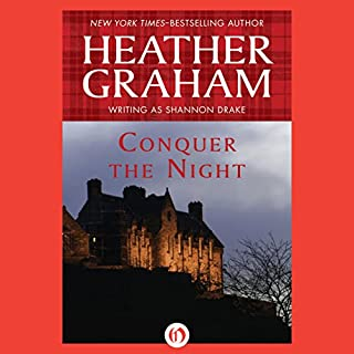 Conquer the Night audiobook cover art