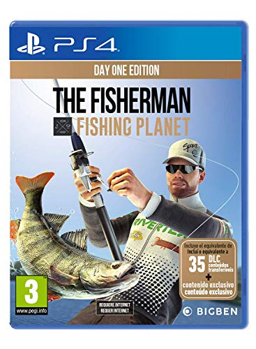 The Fisherman: Fishing Planet - Day One Edition [Versión Española]