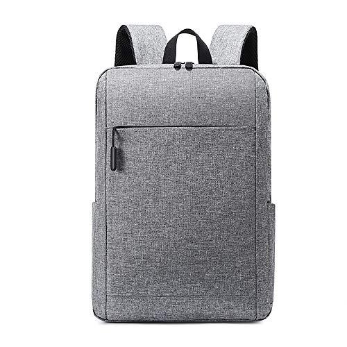 AOAN Modern Simplicity Business Laptop Backpack Slim Durable College School Backpack for Men and Women Lightweight Travel Computer Bag Fits Under 156 inch Laptop and Notebook