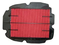 Replaces OEM Part Numbers: Honda 17210-MBG-000, 17210-MCW-D00, 17210-MCW-D01 Hiflofiltro air filters are manufactured to fit the factory air box and are a direct replacement for original equipment filters Using top quality powerflow filtering media, ...