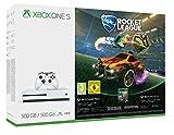 Xbox One S 500GB Konsole - Rocket League Bundle