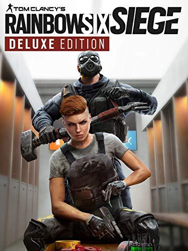 Rainbow Six Siege Deluxe   Téléchargement PC - Code Uplay