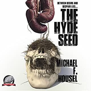 The Hyde Seed audiobook cover art