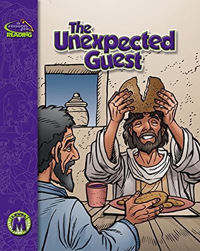 A Reason For Guided Reading Fluent Readers Level M: The Unexpected Guest (English Edition)