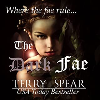 The Dark Fae audiobook cover art