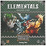 Sculpted Figures - Each Elemental is represented by a beautifully sculpted miniature figure. Fierce Challenge - The Eight Included Stat Cards Let Players Use The Elementals As Either Lesser Or Greater Roaming Monsters, Adding A Natural Challenge To T...