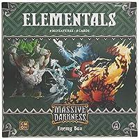 CoolMiniOrNot Massive Darkness: Elementals Enemy Box
