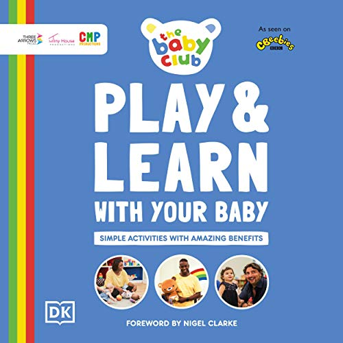 Play and Learn with Your Baby cover art