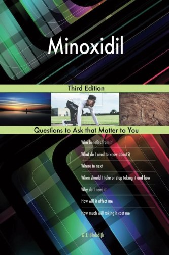 Minoxidil; Third Edition