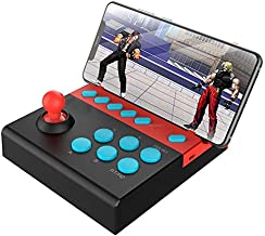 FW ZONE Bluetooth Gamepad Wireless Game Controller for Android/iOS Mobile Phone Tablet Analog Fighting Game