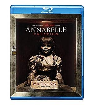 Annabelle  Creation  Blu-ray