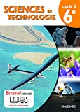 Sciences et technologies 6e cycle 3 -...