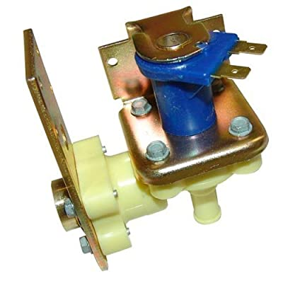 Manitowoc Service Kit Water Inlet Solenoid Valve With Bracket 7601123 by MANITOWOC