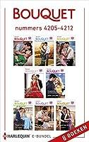 Bouquet e-bundel nummers 4205 - 4212