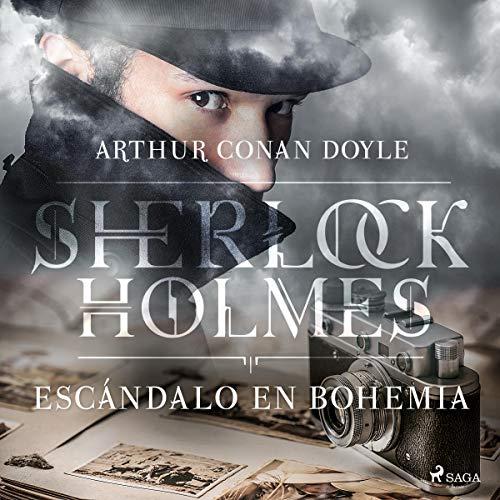 Escándalo en Bohemia  By  cover art