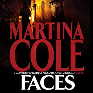 Faces audiobook cover art