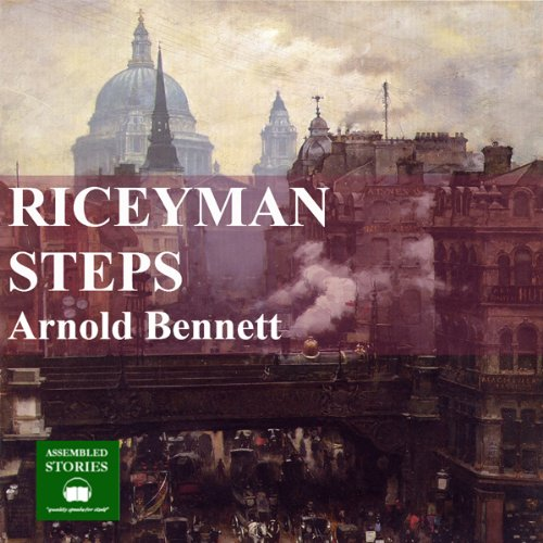 Riceyman Steps cover art