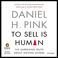 To Sell Is Human audio book