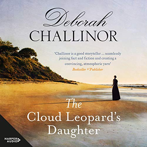 The Cloud Leopard's Daughter audiobook cover art