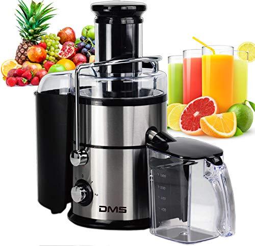 Saftpresse Entsafter Elektrische Fruchtpresse Power Juicer 1000 W JR-1 DMS®