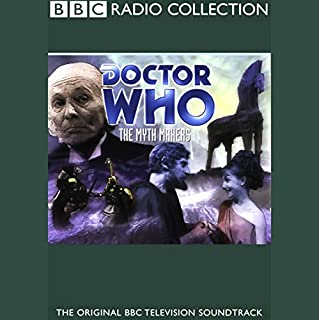 Doctor Who     The Myth Makers              By:                                                                                                                                 Donald Cotton                               Narrated by:                                                                                                                                 William Hartnell,                                                                                        Peter Purves,                                                                                        full cast                      Length: 1 hr and 40 mins     20 ratings     Overall 4.6