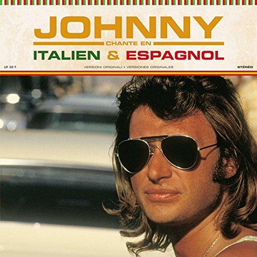 Johnny Chante En Italien Et Espagno [Vinilo]