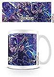 Marvel MG25660 Avengers: Endgame Tazza in ceramica, 315 ml, Ultimate Battle