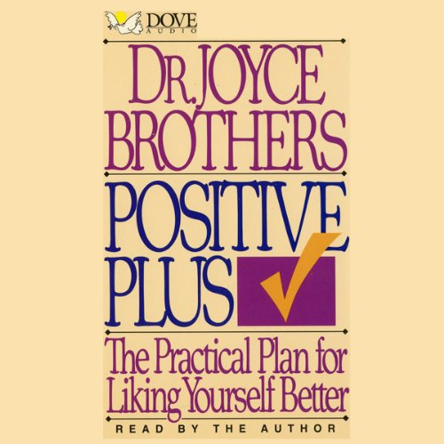 Positive Plus audiobook cover art