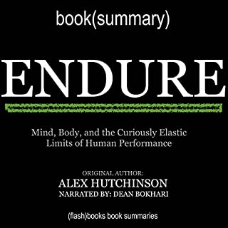 Summary of Endure by Alex Hutchinson cover art