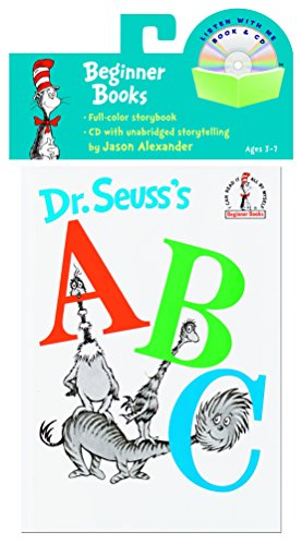 Dr. Seuss's ABC Book & CD (Dr. Seuss: Beginner Books)の詳細を見る
