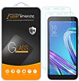 (2 Pack) Supershieldz Designed for Asus ZenFone Live (L1) ZA550KL Tempered Glass Screen Protector, Anti Scratch, Bubble Free