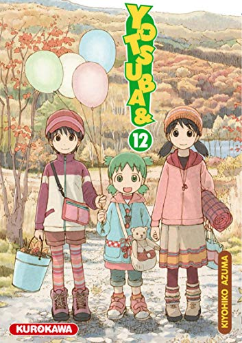 Yotsuba & ! - tome 12 (12)
