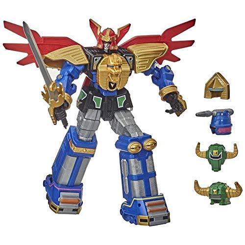 Power Ranger Lightning Collection Zeo Megazord, Figura Multiarticulada - E8164 - Hasbro