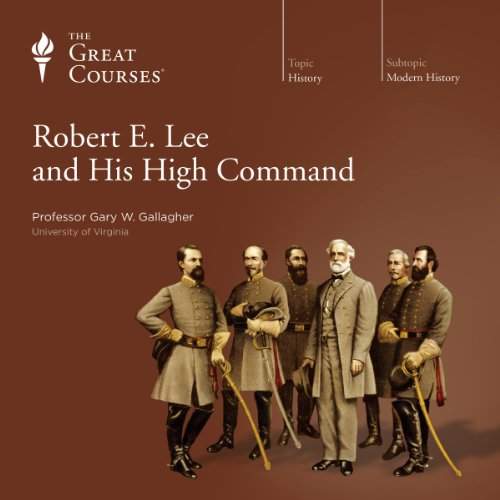 Robert E. Lee and His High Command Titelbild