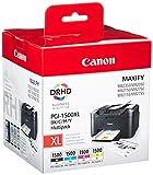 Canon PGI-1500XL 4 Cartuchos Multipack de tinta original...