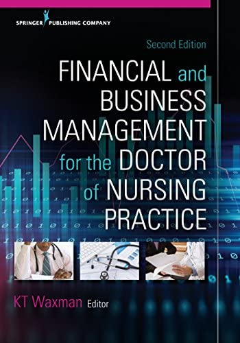 Financial and Business Management for the Doctor of Nursing Practice Second Edition product image