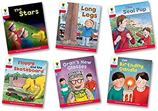 Oxford Reading Tree: Stage 4: Decode and Develop Pack of 6